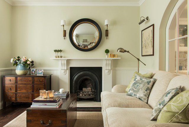 Traditional Living Room By Lisette Voute Designs Part 83