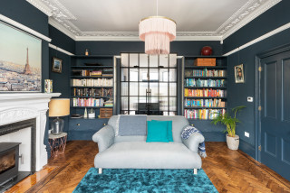 75 Beautiful Victorian Living Room Pictures Ideas March 2021 Houzz Uk