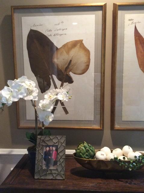 Serene Living Room by Juliana Ferrazzi Black eyed Susan
