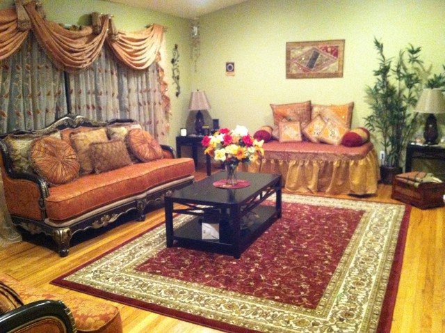 ... Indian Traditional Living Room Designs Part 96