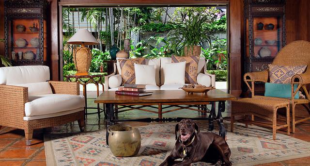 Furniture for Tropical living room furniture