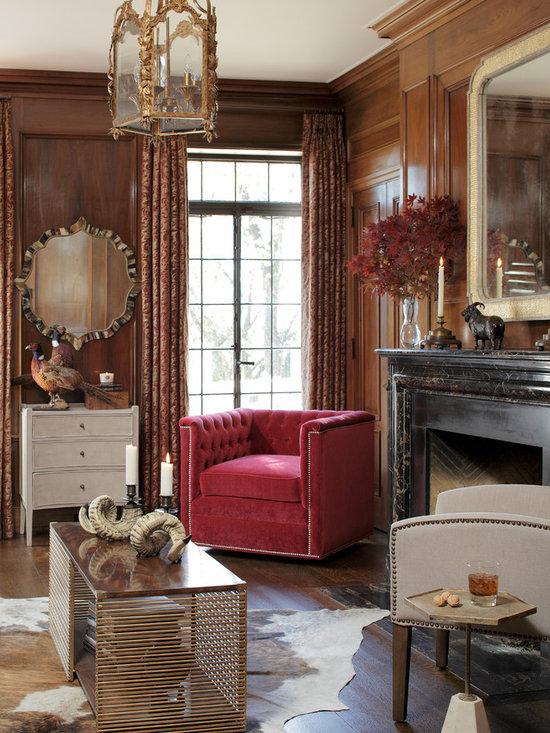 Veranda Magazine Living Room Design Ideas Pictures
