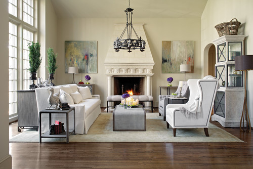 Superieur Classic Transitional Chairs: Choice Seating From Gabby