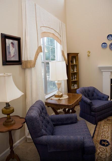 Gaila Designs traditional-living-room