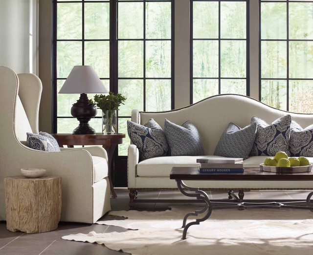 Transitional Living Room Furniture : Gallery 21 Furniture - Transitional - Living Room ...