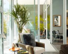 Gallery Loft modern-living-room