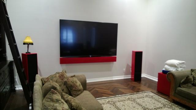 Garage Mahal contemporary-living-room