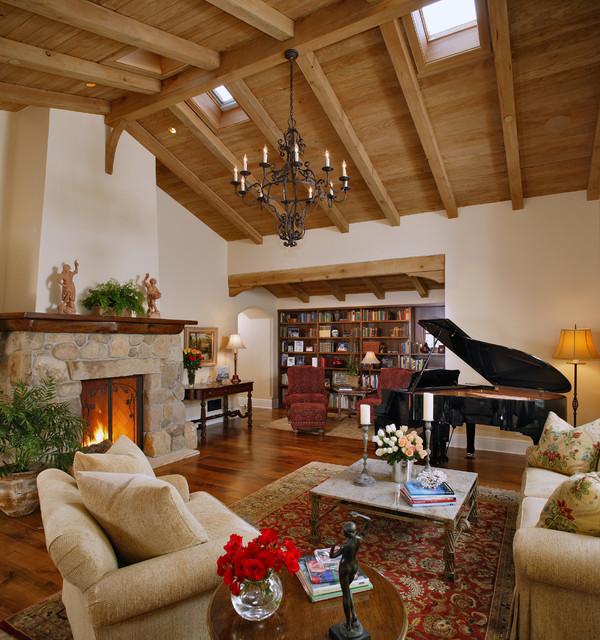 Project 3 mediterranean-living-room