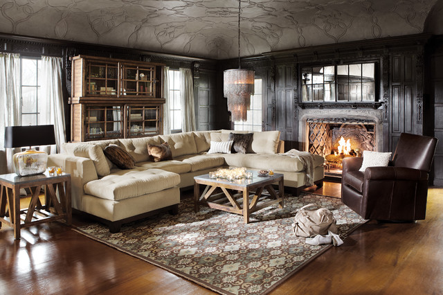 Fabulous Garner Collection - Contemporary - Living Room - Cleveland - by Arhaus CP04