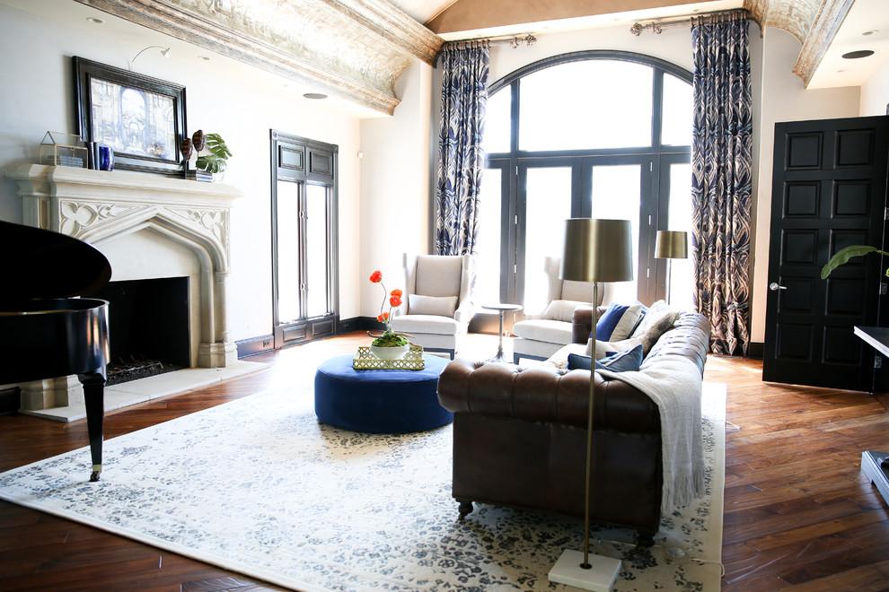 Geist Reservoir Living Room
