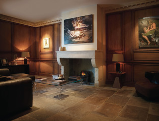 Awesome Stone Floors For Living Rooms Great Pictures
