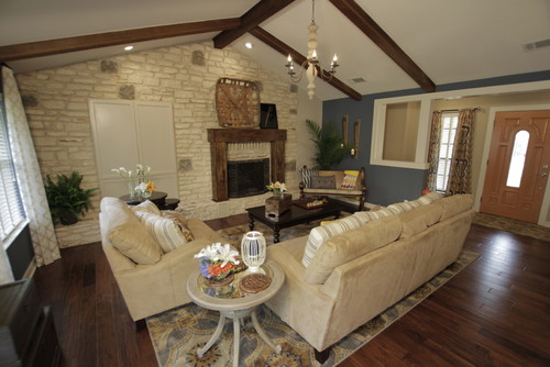 I saw this room on property brothers for Property brothers dining room designs