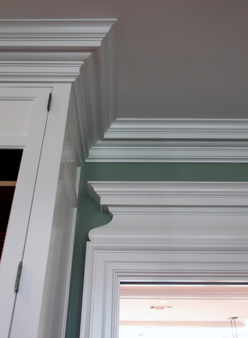 Crown Molding Five Star Painting Loudoun