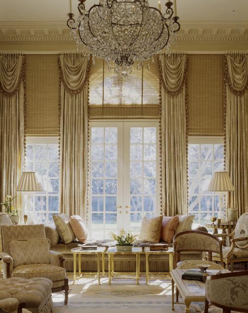 Astonishing Traditional Georgian Living Room