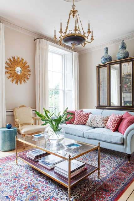 Georgian Drawing Room: Georgian Townhouse In London