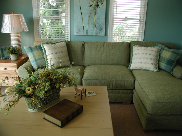 Gina Fitzsimmons ASID Tropical Living Room DC Metro By Gina Fitzsimmo