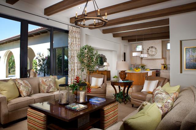 Girona at Mediterra traditional-living-room