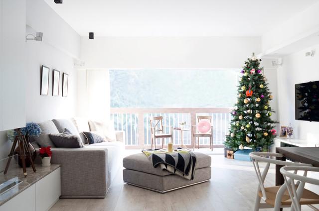 GISELLE modern-living-room