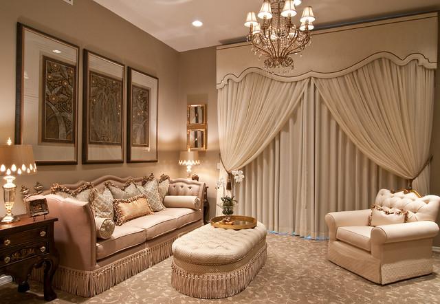 glamorous bedroom redo