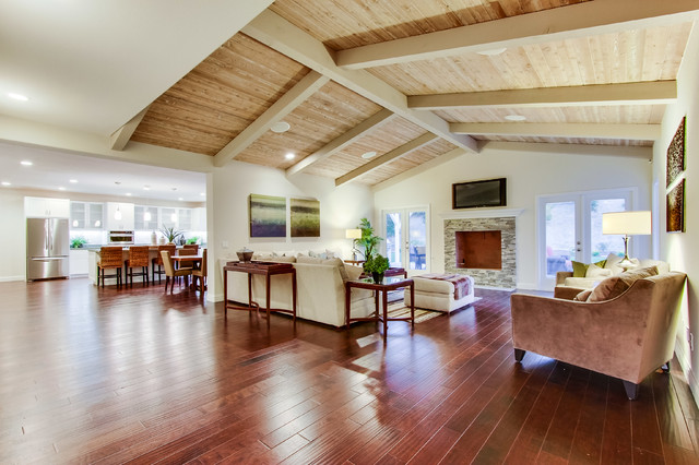 Glen Circle contemporary-living-room