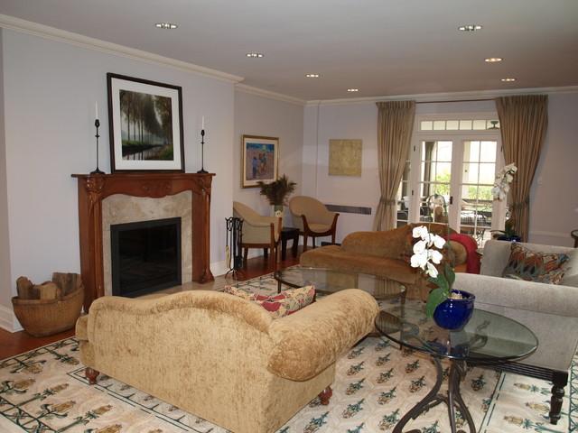 Glencoe tutor living-room