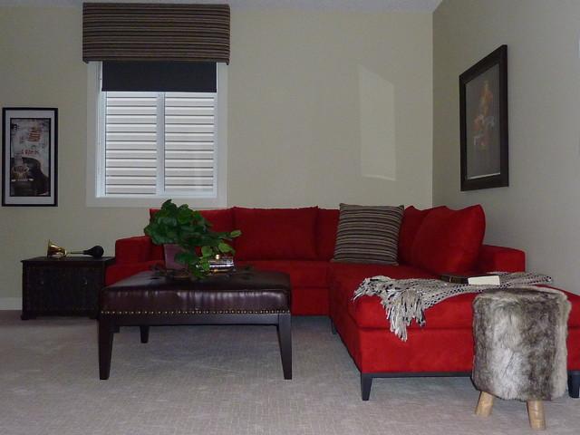 Glenridding Show Home traditional-living-room