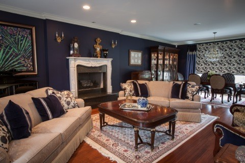 Glenview illinois for Interior decorators edwardsville il