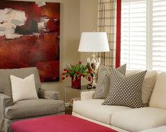 Glenwood Residence contemporary-living-room