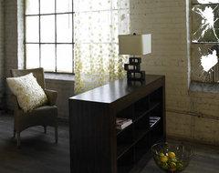 Global Living / Bluefish Home - Showroom transitional-living-room