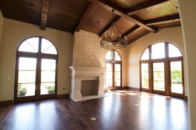 Golden Eagle traditional-living-room