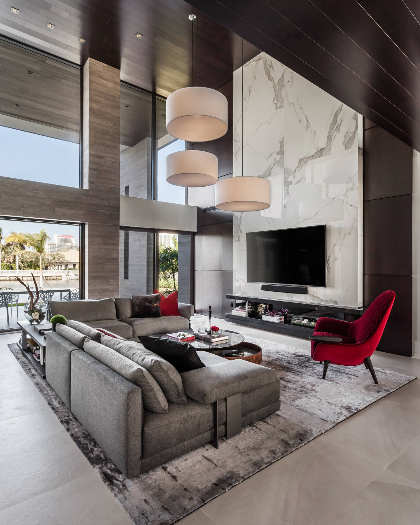 75 Beautiful Huge Living Room Pictures Ideas February 2021 Houzz
