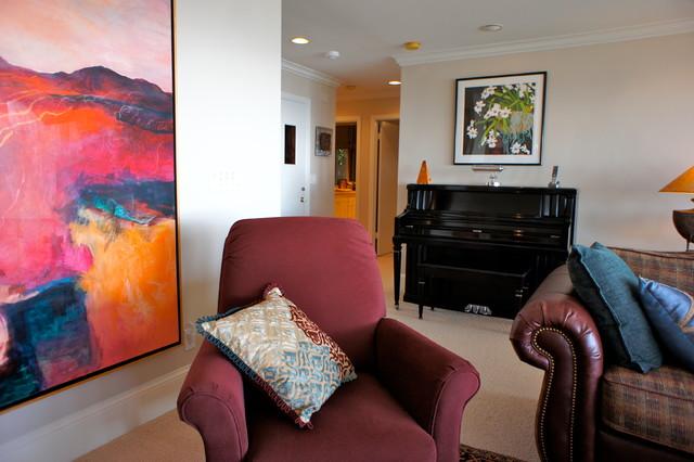 Golden Park Avenue traditional-living-room