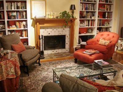 Goldstein Living Room traditional-living-room