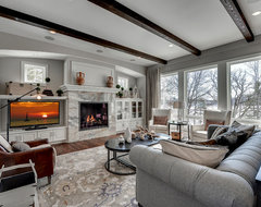 Gonyea Homes & Remodeling traditional-living-room