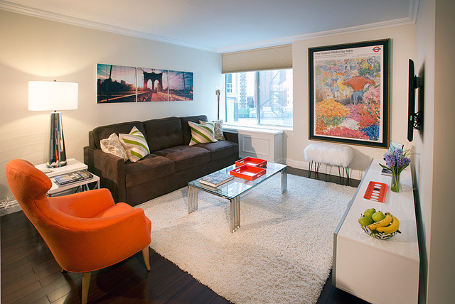 Good day new york shoot contemporary living room new for Living room 102
