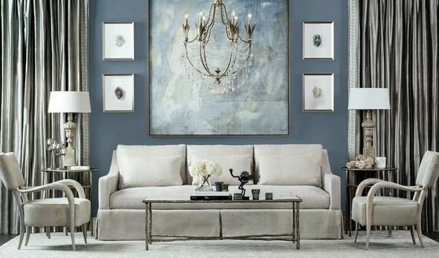 Gorgeous And Glowing Albion Sofatraditional Living Room Houston