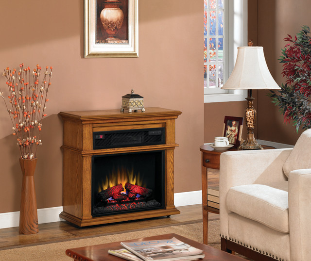 Gorgeous Living Rooms Traditional Living Room Other Metro By Electric Fireplaces Direct