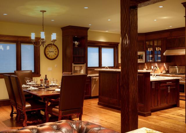 Gotz residence traditional-living-room