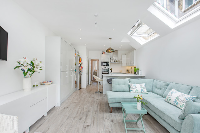 7 Inspiring Ways To Use Duck Egg Blue In Your Living Room Houzz Uk