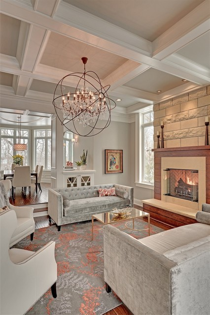 Graham Hill Transitional traditional-living-room
