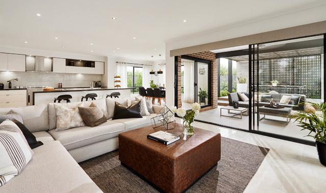Granada 41 - Moderno - Salón - Melbourne - de Carlisle Homes