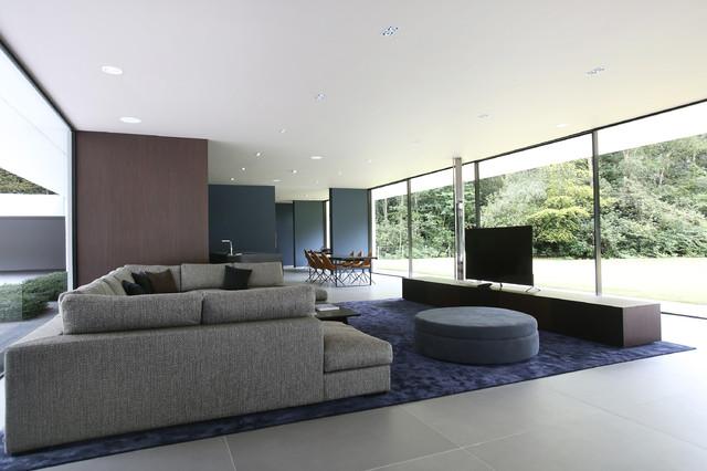 Grand Designs Property Contemporary Living Room