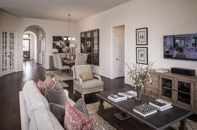 Grand Mission Estates // Richmond, TX // Plan 539 // Highland Homes