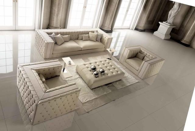 Grand National Living set Full Capitone. - Contemporary - Living Room ...