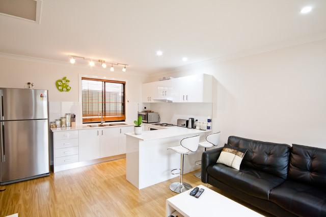 Granny flat sydney nsw australia for 8x8 living room