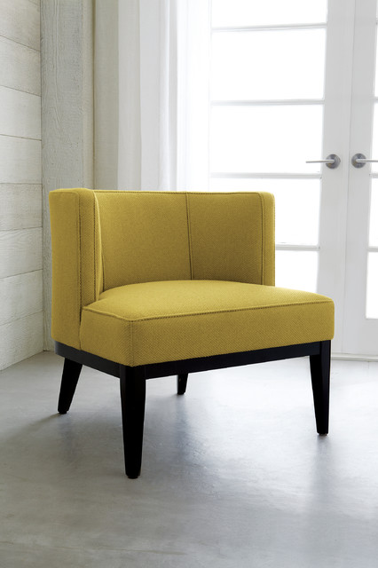 Grayson Chair Contemporary Living Room Chicago By Crate Barrel