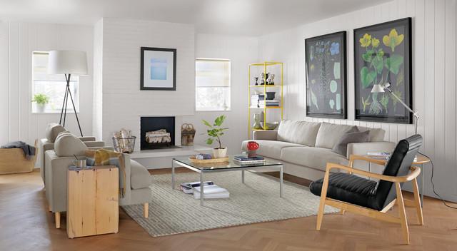 room and board sofa Grayson sofa   Modern   Living Room   Minneapolis   by Room & Board room and board sofa