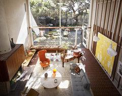 Great Highway modern-living-room