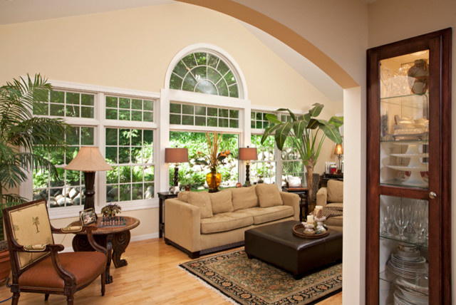 Great Room Addition Eden Prairie Residence Transitional