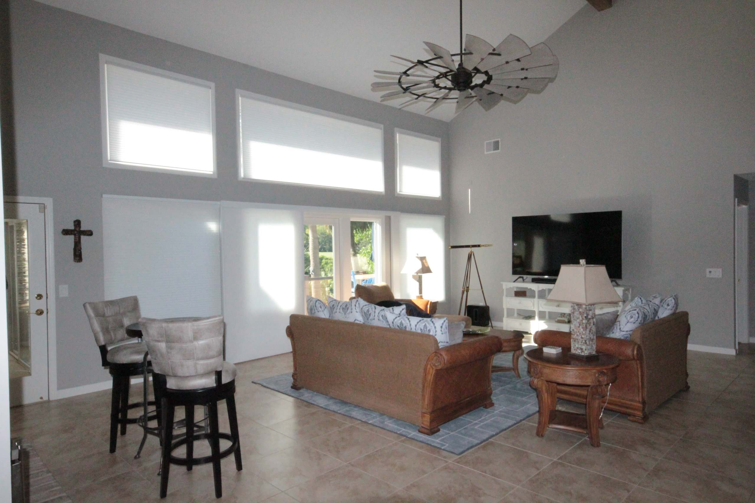 Great Room After Remodel